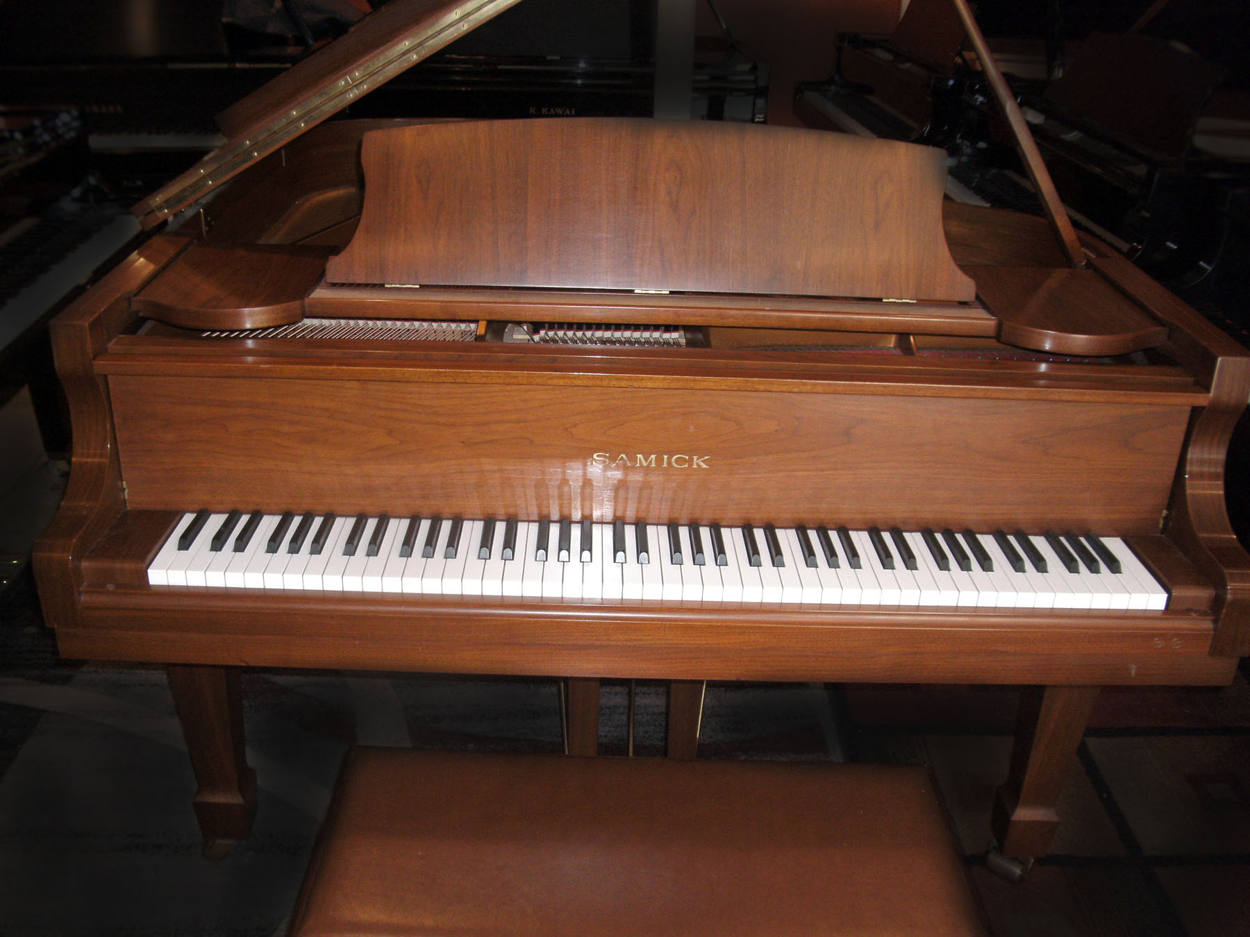 Grand Pianos Marietta Atlanta Keyboard Consultants