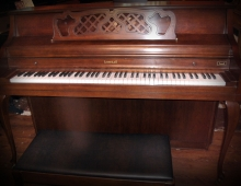 Kimball French Prov Console