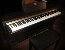Yamaha 88 note weighted key Clavinova